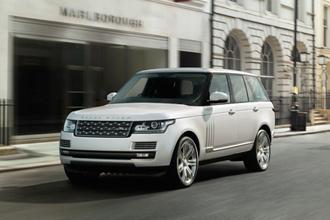 Range Rover Autobiography Black trang bị ghế VIP