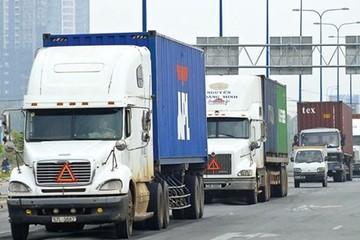 Hải Phòng: 3.000 xe container được cấp phù hiệu