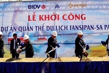 4.400 tỷ đồng cho dự án cáp treo lên đỉnh Fansipan