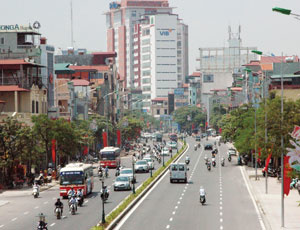 Hà Nội đầu tư gần 1.000 tỷ đồng để làm 1,5 km đường