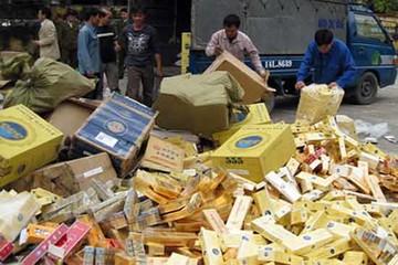 Thị trường thuốc lá: 20% là nhập lậu
