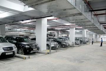 TP.HCM tiếp tục kiến nghị miễn tiền sử dụng đất đối với dự án bãi đậu xe