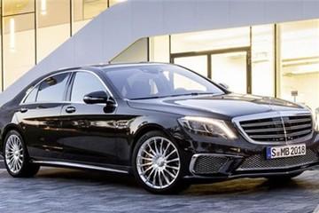 Mercedes trình làng S65 AMG bản nâng cấp