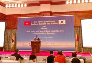 AKFTA-cơ hội cho thương mại Việt Nam-Hàn Quốc