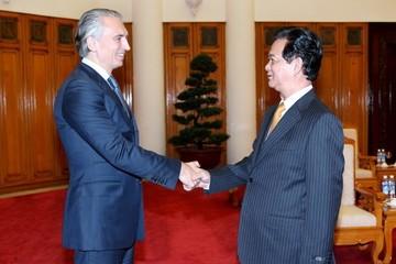 Việt Nam ủng hộ hoạt động hợp tác dầu khí của Nga