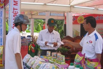 Hơn 500 hợp đồng được ký tại hội chợ nông nghiệp