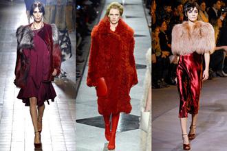 Lông thú trong thời trang Thu/Đông 2013