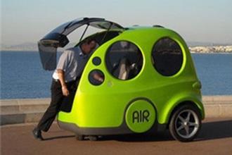 Airpod - Mẫu xe đặc biệt chạy bằng không khí