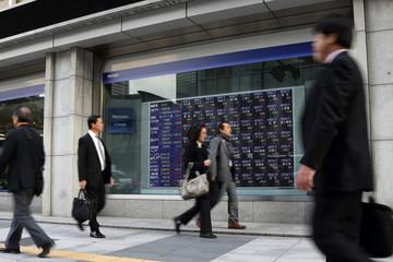 Chứng khoán Châu Á tăng phiên thứ ba nhờ cam kết cải cách của Trung Quốc
