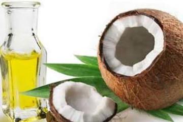 6 công dụng tuyệt vời của dầu dừa