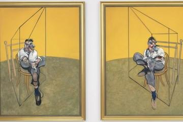 Giá kỉ lục cho tranh của Francis Bacon