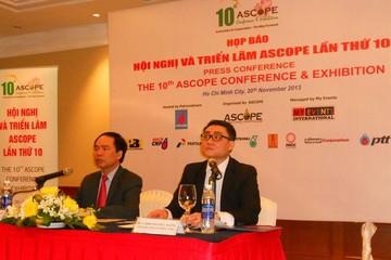 Thương thảo vùng khai thác dầu khí chung khối ASEAN