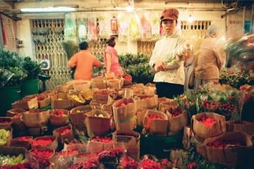 Hoa tươi 20/11:        sức mua giảm 50% so với năm trước