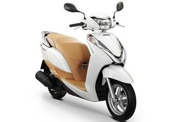 Loạt xe tay ga mới khuấy động thị trường xe máy tháng 11