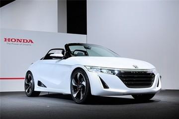 Ngắm dàn xe Honda mới ra mắt tại Tokyo
