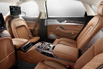 Chi tiết nội thất siêu sang của Audi A8 W12 Exclusive Concept