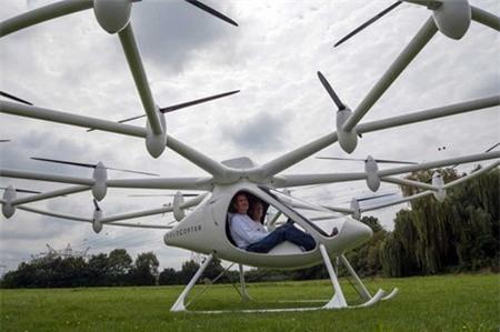 Trực thăng chạy điện