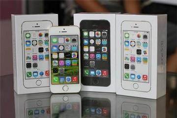 iPhone 5s xách tay đua nhau giảm giá