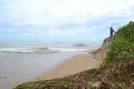 Nguy cơ việc tận thu cát nhiễm mặn tại các cửa sông Cửa Việt và Cửa Tùng