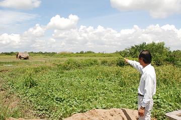 Thu hồi dự án xử lý bùn thải Đa Phước