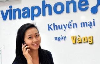 VinaPhone khuyến mại lớn cho thuê bao trả trước