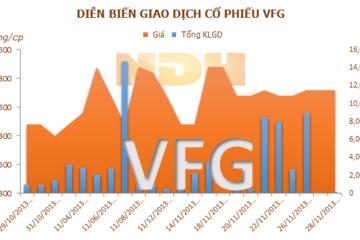 VFG tổ chức ĐHĐCĐ thường niên năm 2013 vào ngày 17/1/2014