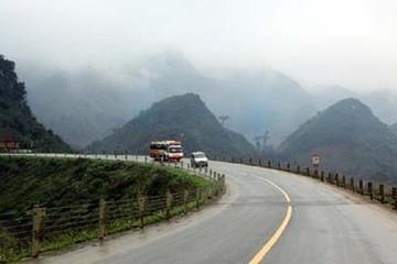 Sẽ tăng chiều dài, giảm làn xe đường Hồ Chí Minh