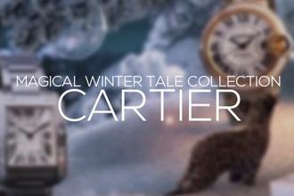 Câu chuyện mùa đông kỳ diệu của Cartier