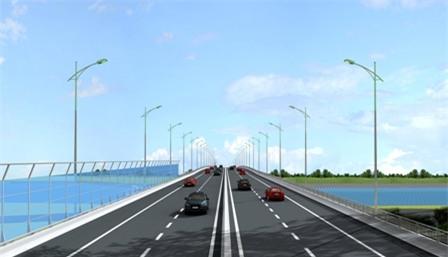 1.900 tỷ đồng xây dựng cầu Việt Trì mới bắc qua sông Lô