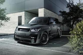 Hamann nâng cấp Mystere Range Rover