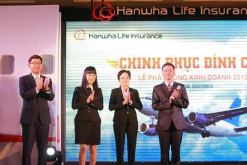 Hanwha Life Việt Nam mở rộng thị trường