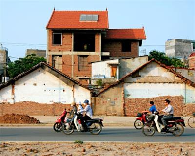 Nhà nhỏ trong ngõ hẻm Hà Nội hút khách