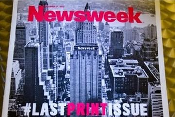 Tạp chí Newsweek sẽ khôi phục bản in