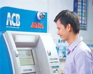ACB: Nâng cấp hệ thống máy ATM theo chuẩn EMV
