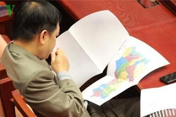 Thông qua việc có thêm 2 quận mới Bắc Từ Liêm và Nam Từ Liêm