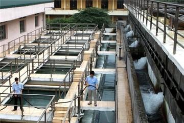 273 triệu USD xây dựng nhà máy nước tại Hà Nội