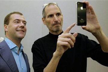 Nga cấm quan chức dùng iPhone