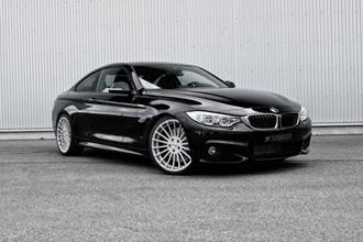 Chi tiết bản độ Hamann BMW 4-Series Coupe