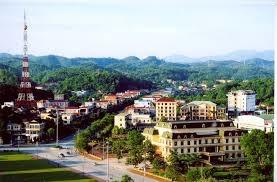 Thành phố Yên Bái thành lập 2 phường mới