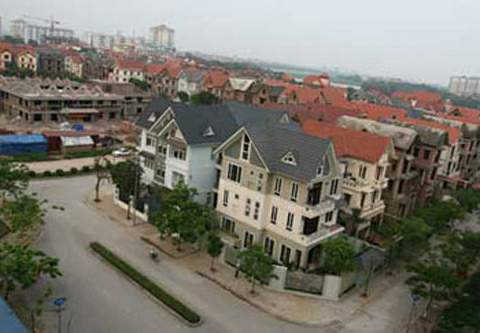 Hà Nội: Bổ sung vốn cho một số dự án nhà ở tái định cư và GPMB