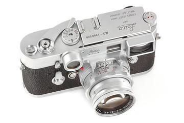 3 chiếc máy ảnh Leica nổi bật tại phiên đấu giá của Westlicht