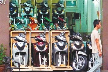 Hiu buồn thị trường xe máy cuối năm