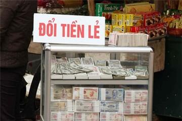 Dịch vụ đổi tiền lẻ giá