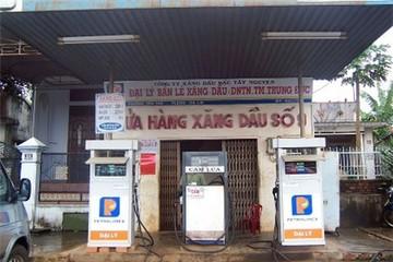 Phát hiện cửa hàng kinh doanh xăng dầu gian lận