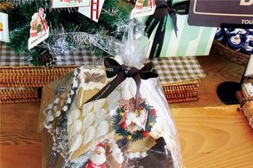 Bánh kem Noel vào cao điểm chào hàng