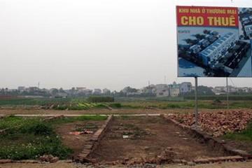 Xử lý dự án chưa có báo cáo tại huyện Mê Linh