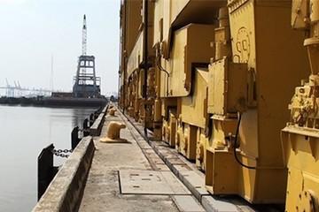 Xây cảng quốc tế trăm tỷ để…bỏ hoang