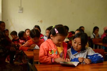 Hòa Bình: Ngày hội đọc sách cho trẻ miền núi