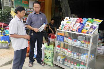 Chỉ hơn 52% cửa hàng kinh doanh thuốc BVTV có chứng chỉ hành nghề