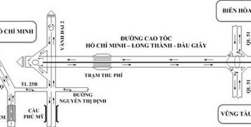 Thông xe kỹ thuật đường cao tốc từ TP.HCM đến QL51